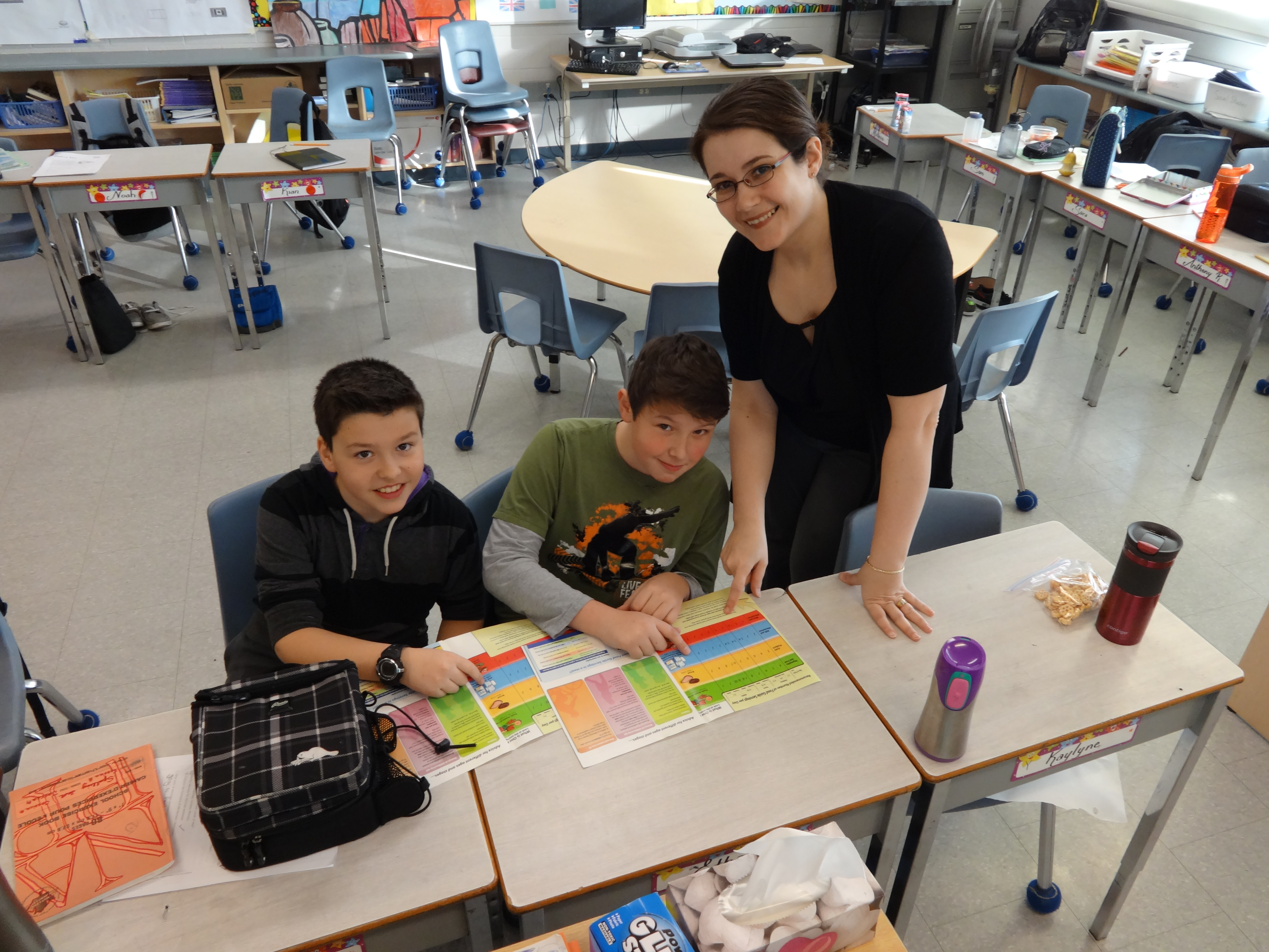 March | 2015 | Durham Catholic District School Board | Page 4