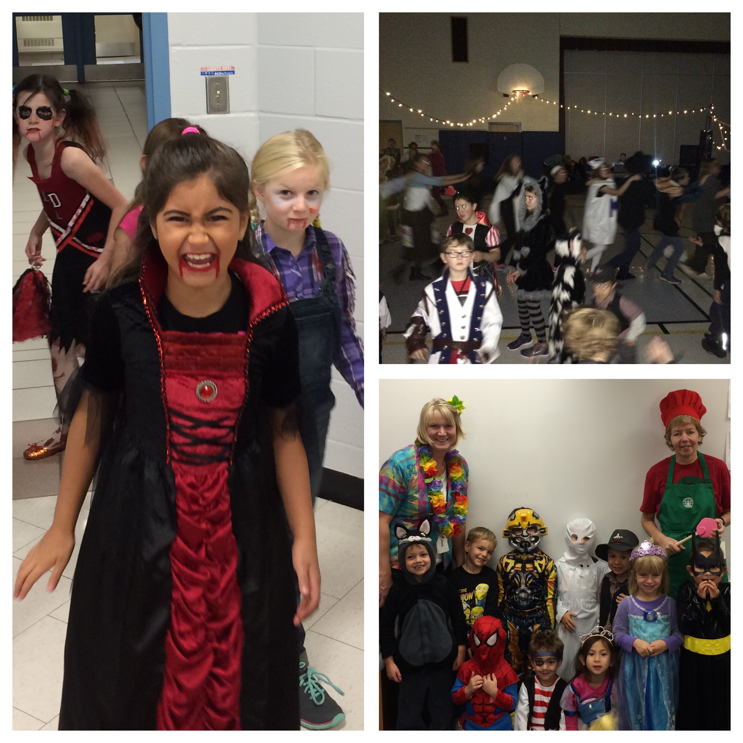 halloween fun at holy family catholic school | durham catholic